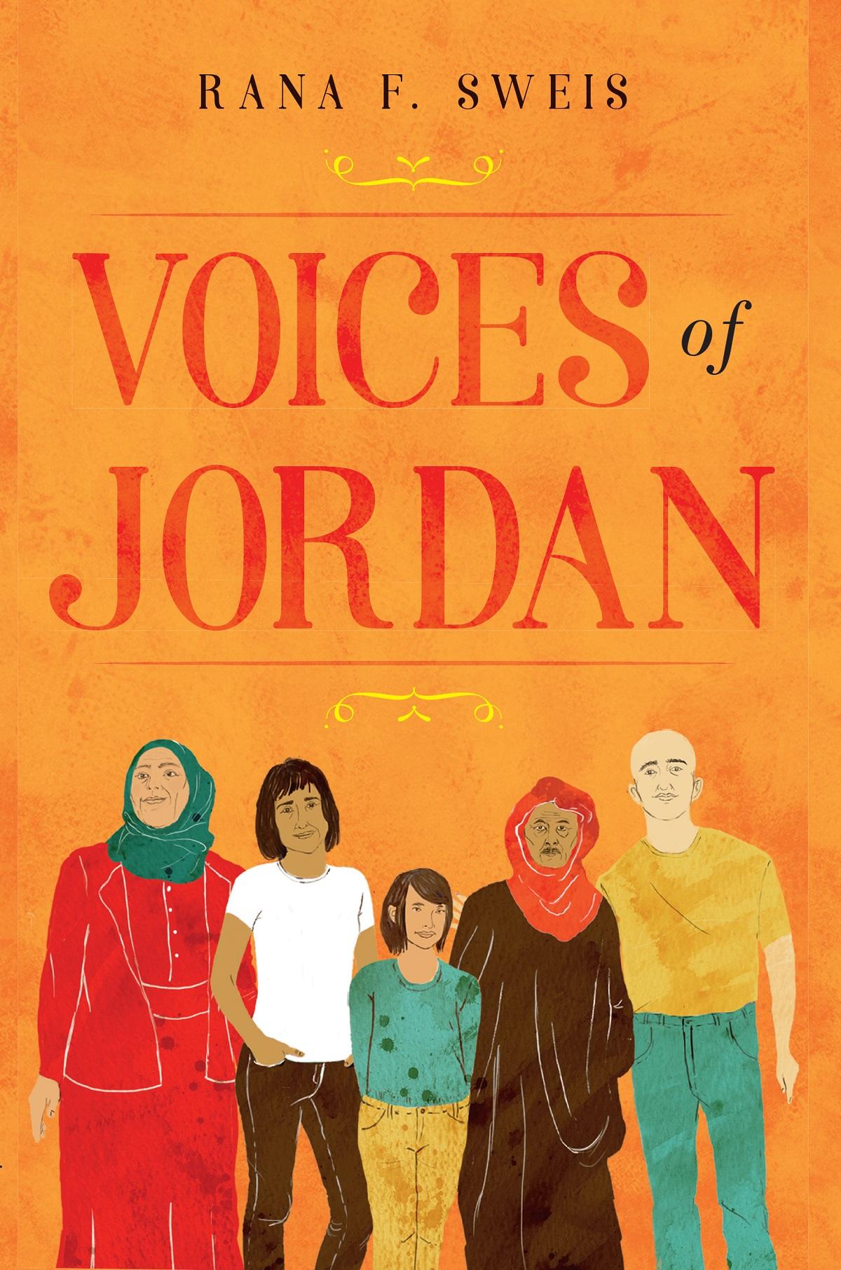 Sweis Voices of Jordan HURST PBK.indd