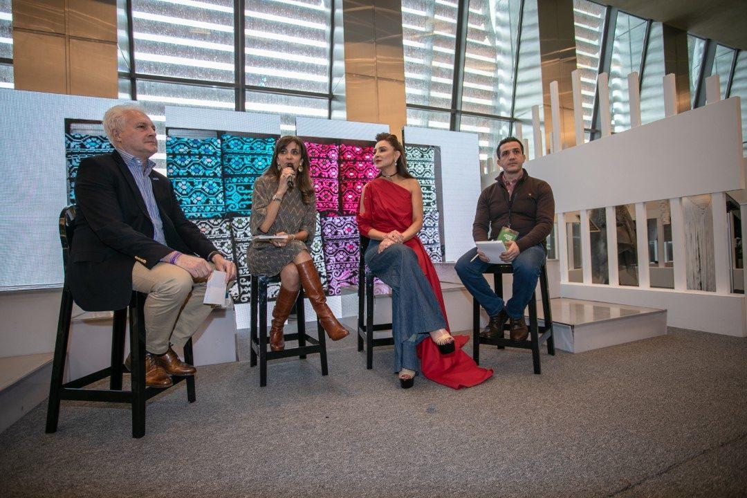 UNHCR MENA Panel Talk at Jordan Fashion Week 2019