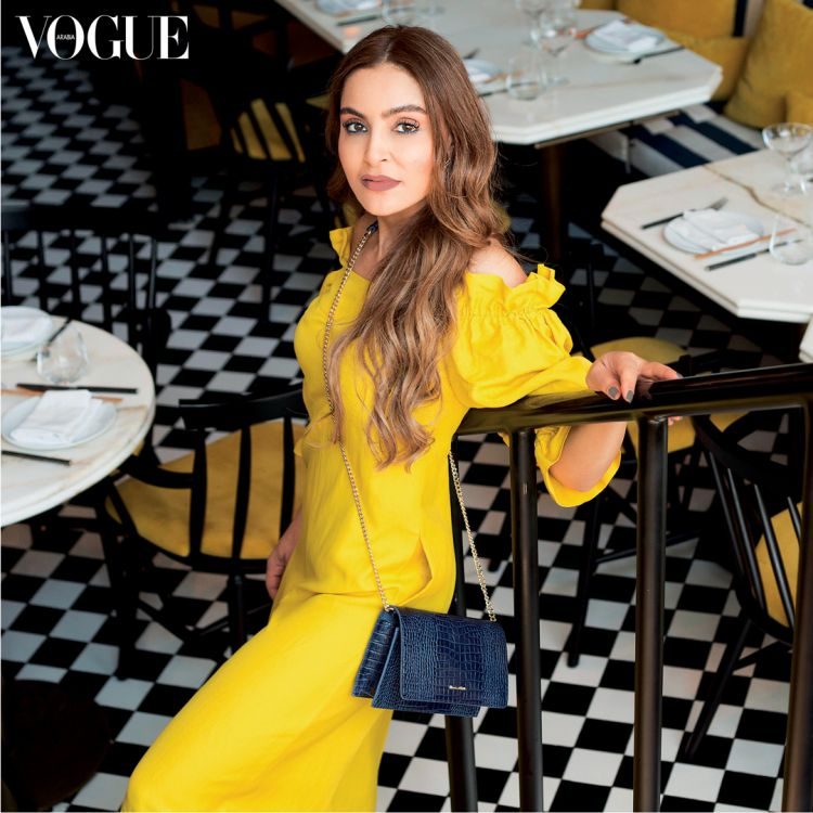 Get a sneak peek to JFW's Founder Shirene Rifai's fashion and style featured on Vogue Arabia.